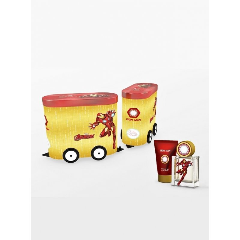 Iron Man Wagon 50ml Set