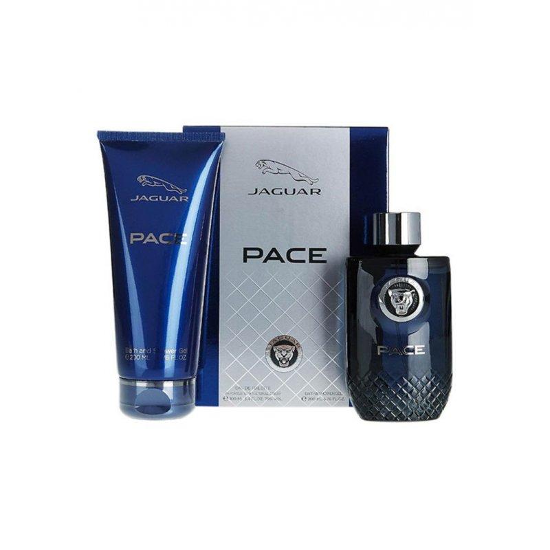 Jaguar Pace Edt 100 Ml Set