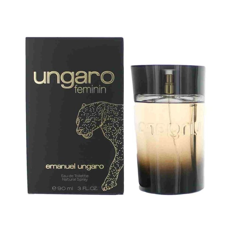 Ungaro Feminin 90Ml Edt