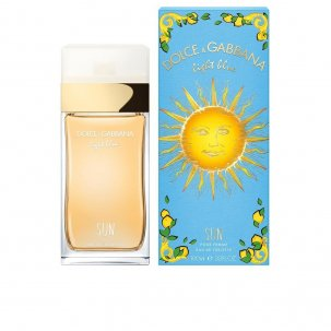 Light Blue Sun 100ml Dama