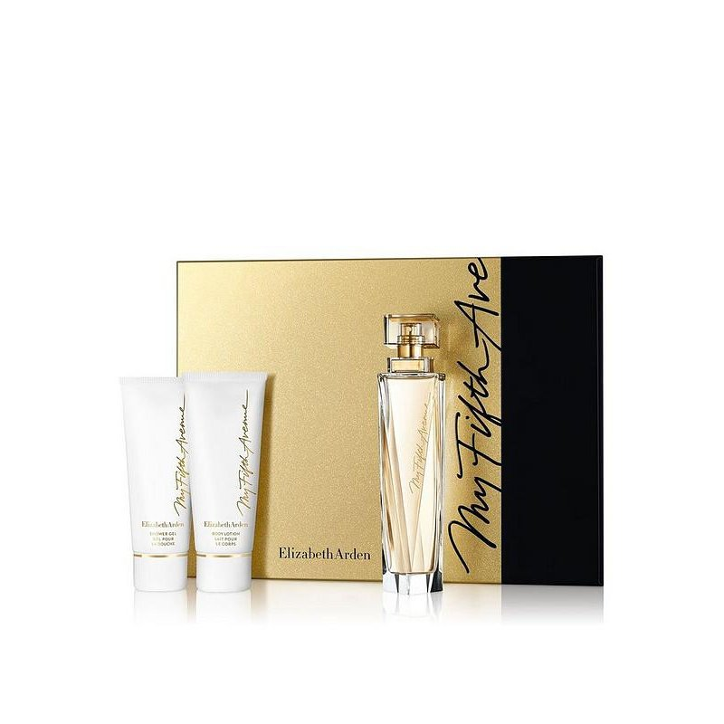 5th Ave My Fifth 100ml Mas Body Lotion Shower Gel Set