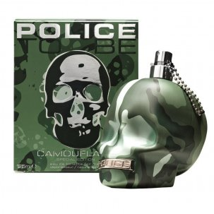 Police To Be Camouflage Edt...