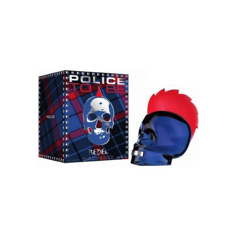 Police To Be Rebel Edt 125Ml Varon