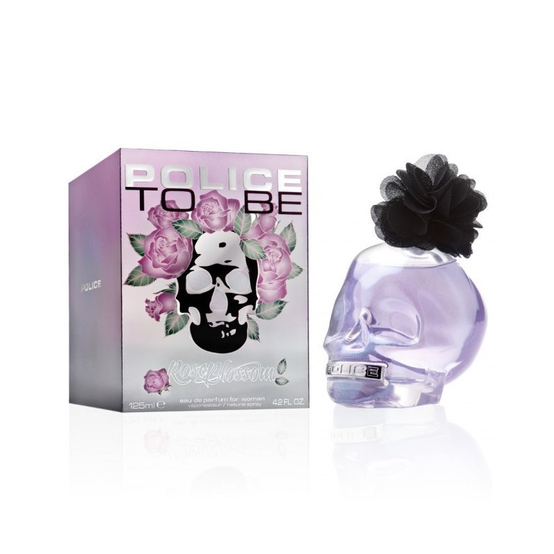 Police To Be Rose Blossom 125Ml