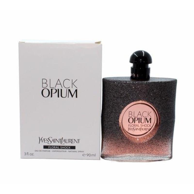 Black Opium Floral Shock 90ml Edp Tester
