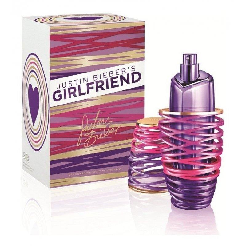 Justin Bieber Girlfriend 100Ml Edp