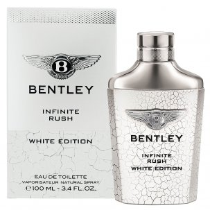 BENTLEY INFINITE RUSH WHITE...