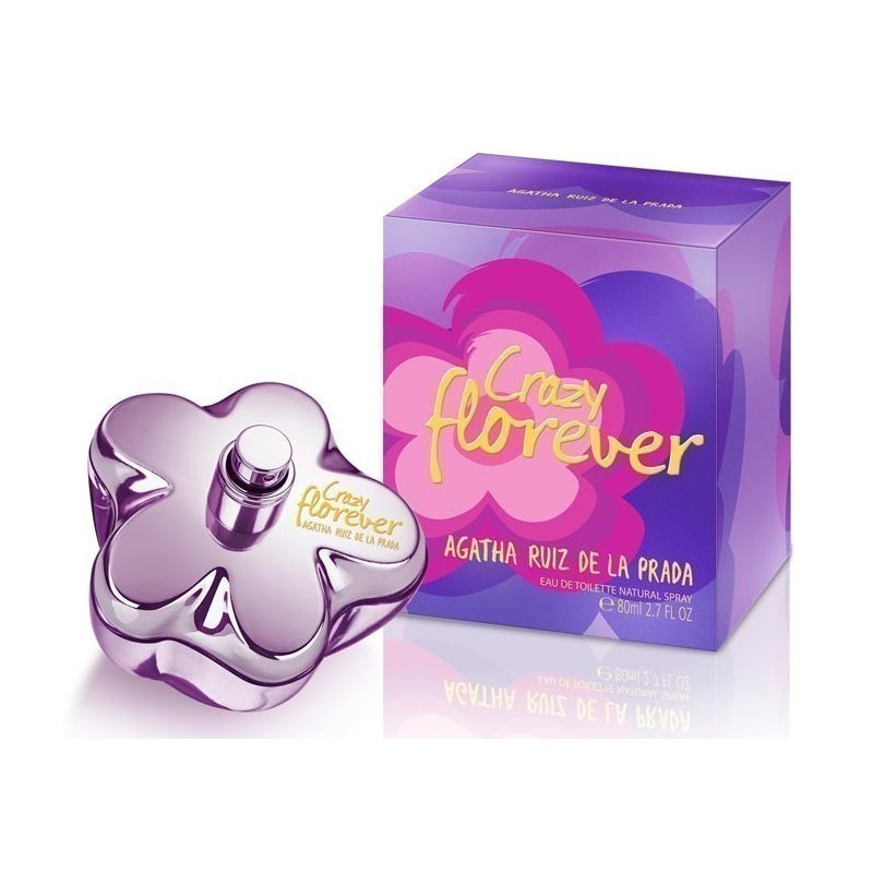 Agatha Florever Crazy 80Ml