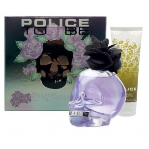 Police To Be Rose Blossom...