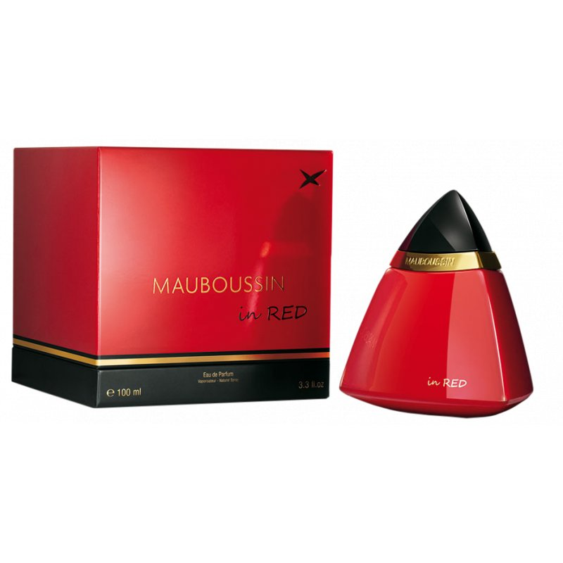 Mauboussin In Red 100Ml Edp