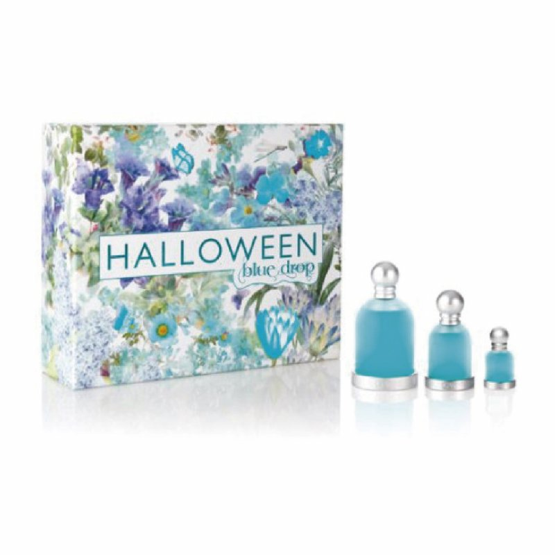 Halloween Blue Drop Set 100Ml + 30Ml + 4.5Ml