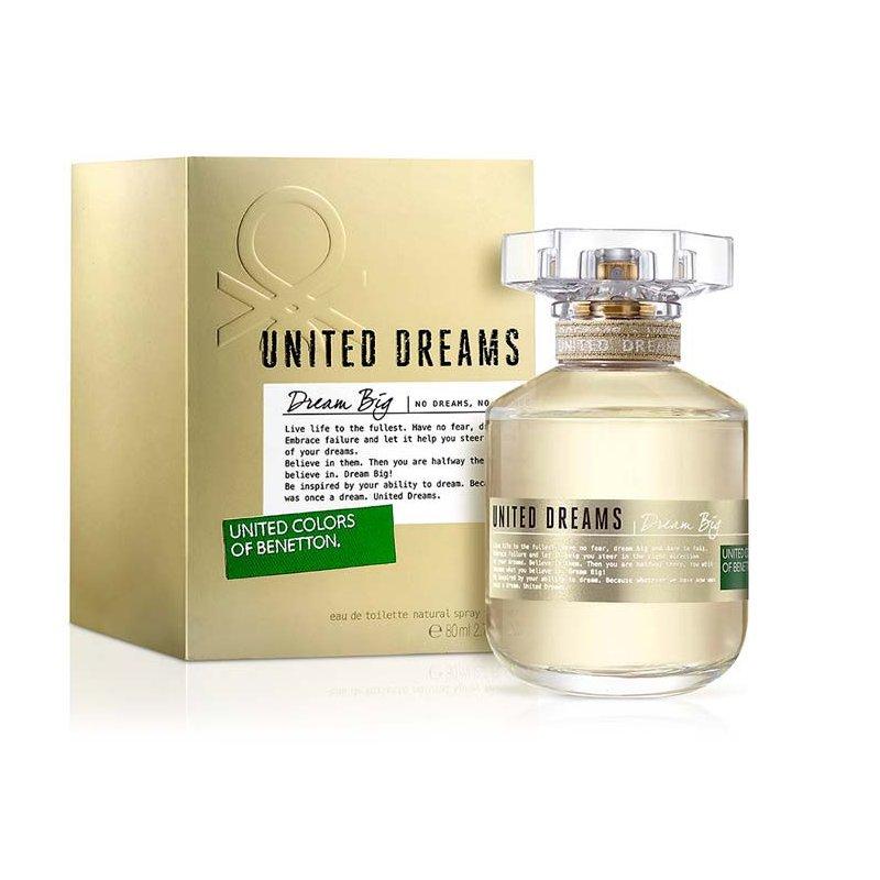 Benetton United Dream Big 80Ml