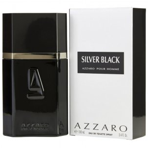 Azzaro Silver Black 100Ml...