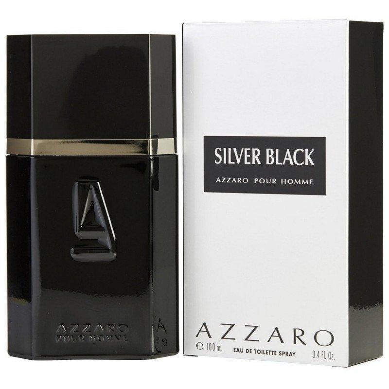 Azzaro Silver Black 100Ml Varon