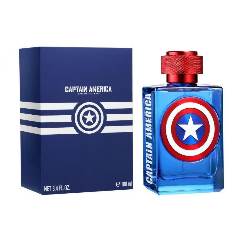 Capitan America 100Ml Edt Nuevo