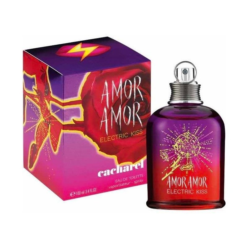 Amor Amor Electric Kiss 100Ml