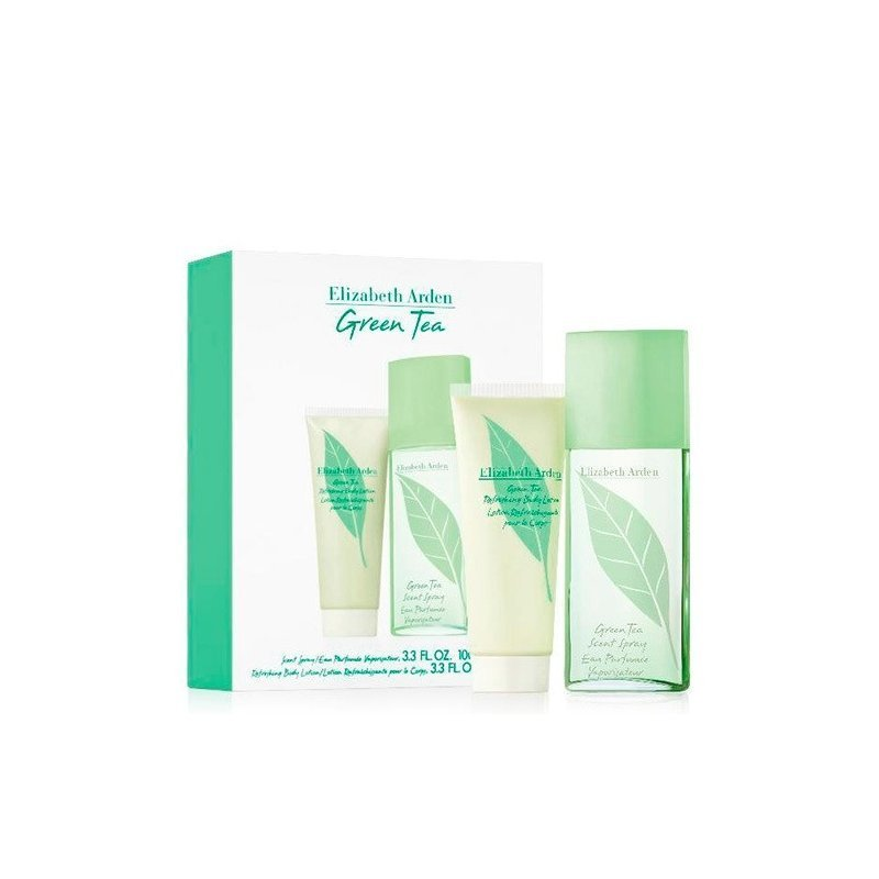 Green Tea 100 Ml  Set 2Pcs