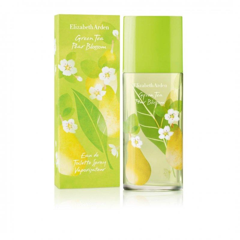 Green Tea Pear Blossom 100Ml Edt