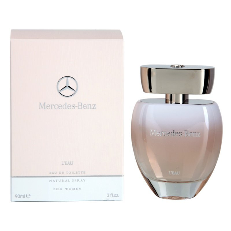 Mercedes Benz For Woman 90Ml Leau