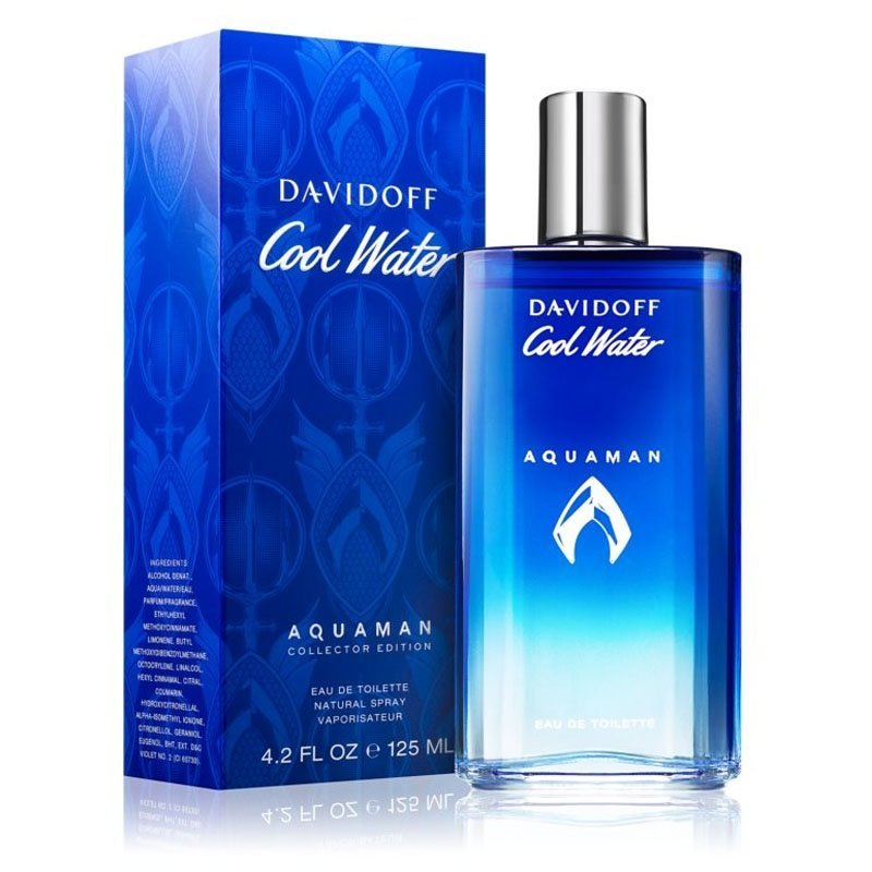 Cool Water Aquaman 125Ml Edt