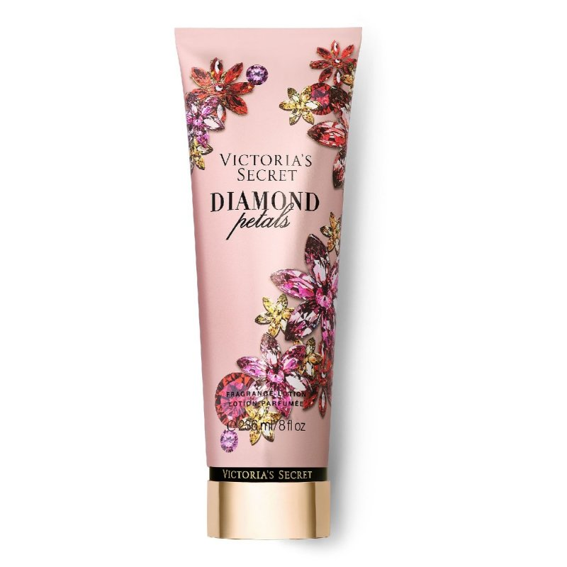 Victoria Secret Diamonds Petals Lotion 236Ml