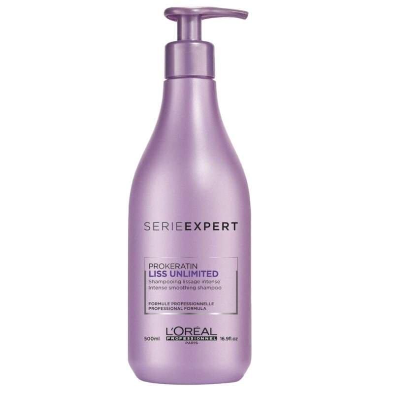 Prokeratin Liss Unlimited Shampoo 500Ml