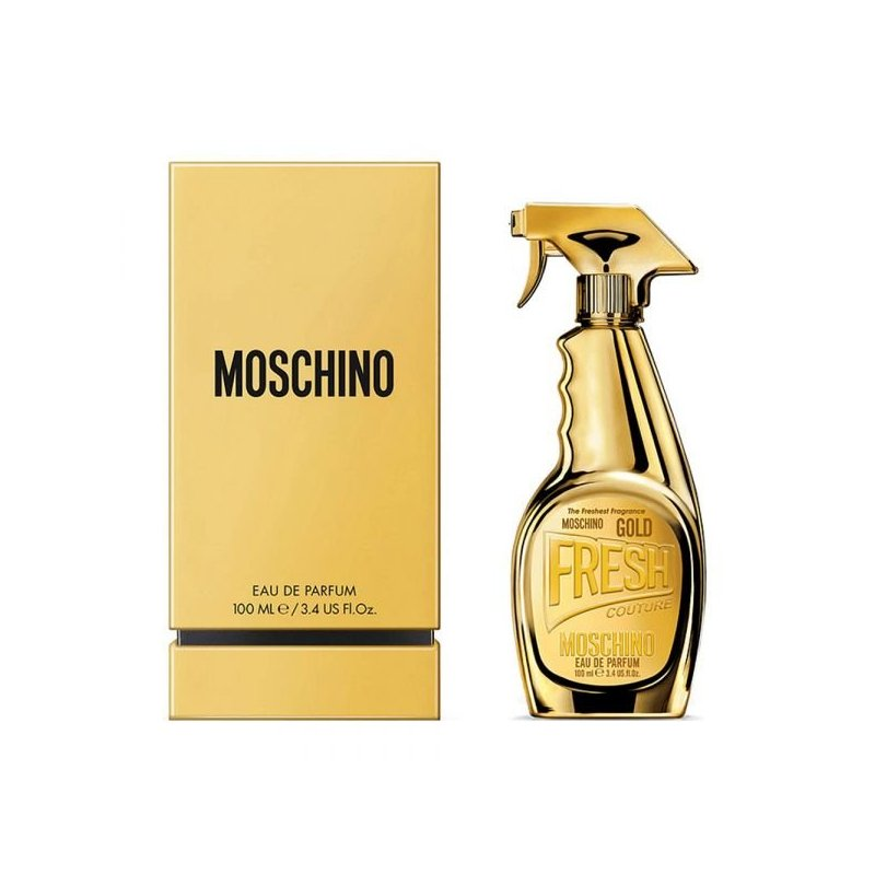 Moschino Fresh Gold 100Ml Edp