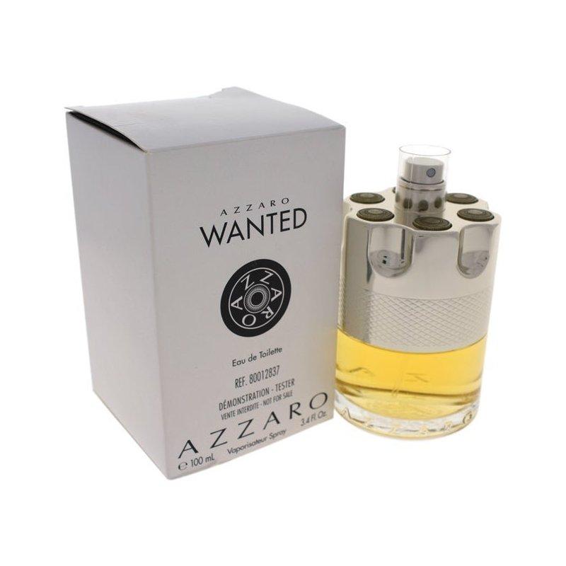 Azzaro Wanted 100ml Varon Tester