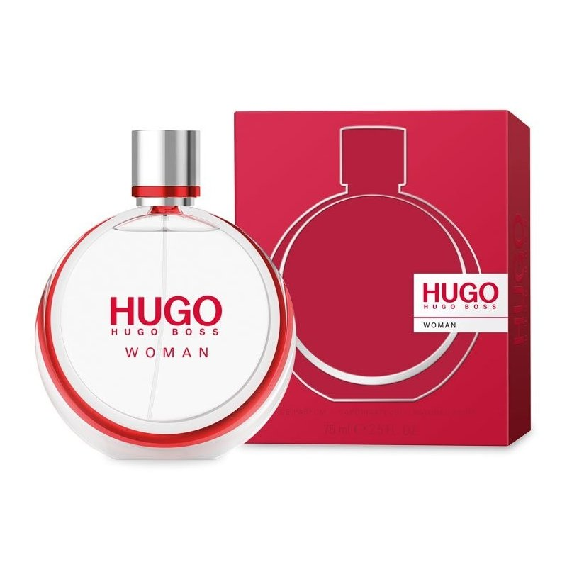 Hugo Red Dama Edp 75 Ml